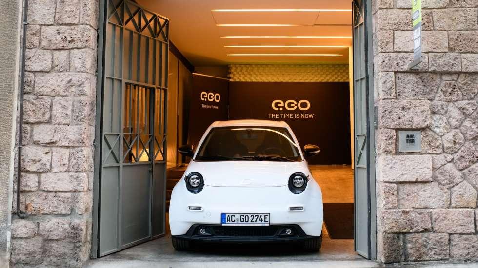 e.GO Life: Πρώτη παρουσίαση του ηλεκτρικού που θα κατασκευάζεται στην Ελλάδα – Τι άλλες επενδύσεις ετοιμάζει η εταιρεία στη χώρα μας;