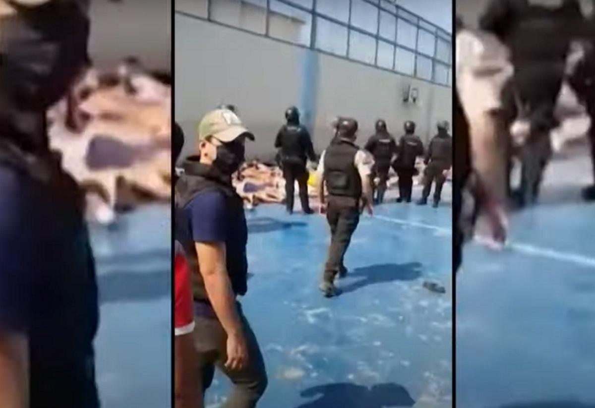 Ισημερινός: Γενέθλια πίσω από τη σφαγή 118 φυλακισμένων