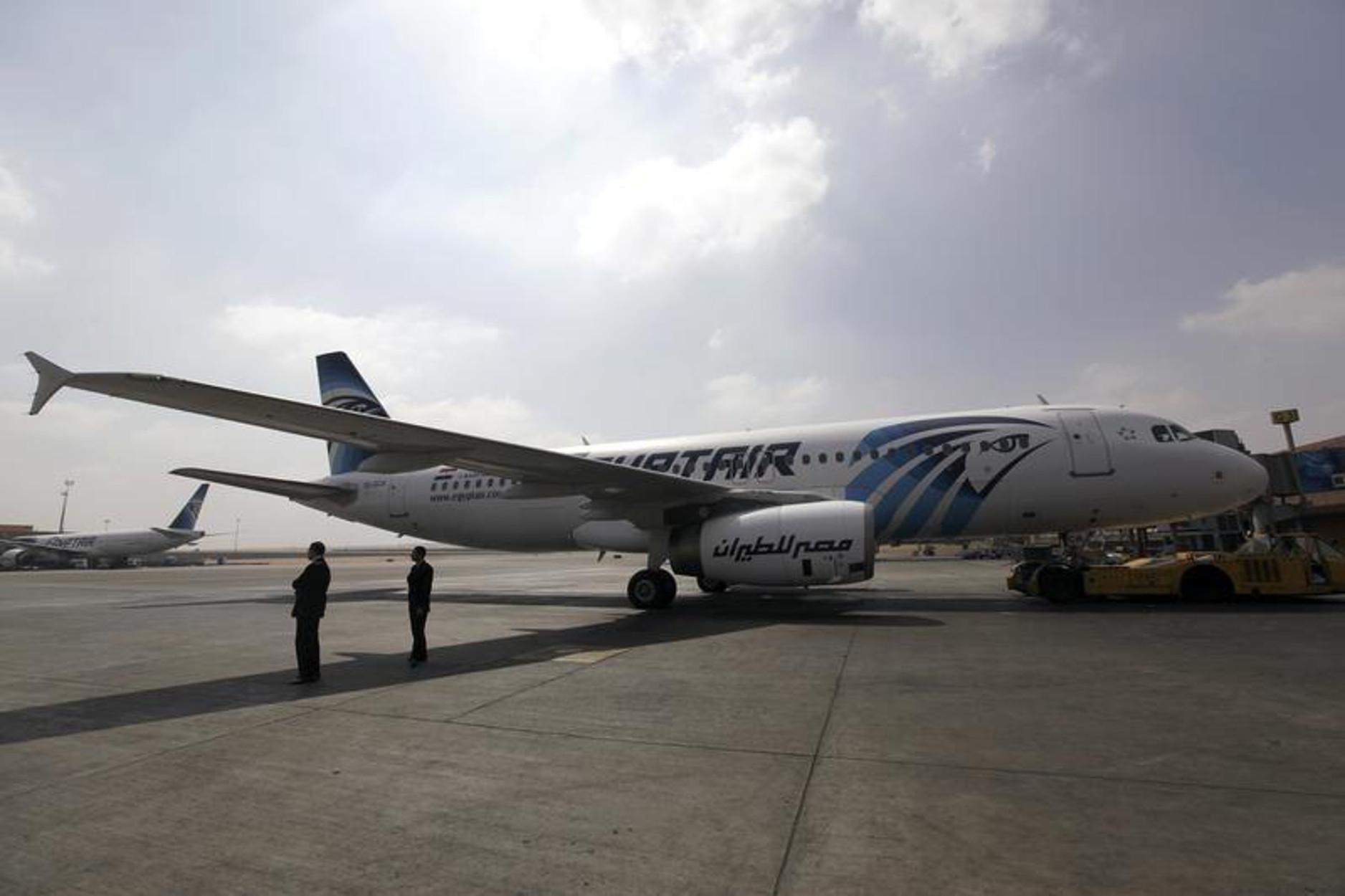 Ισραήλ: Πρώτη προσγείωση πτήσης της Egyptair μετά από 41 χρόνια – Εντυπωσιακή υποδοχή
