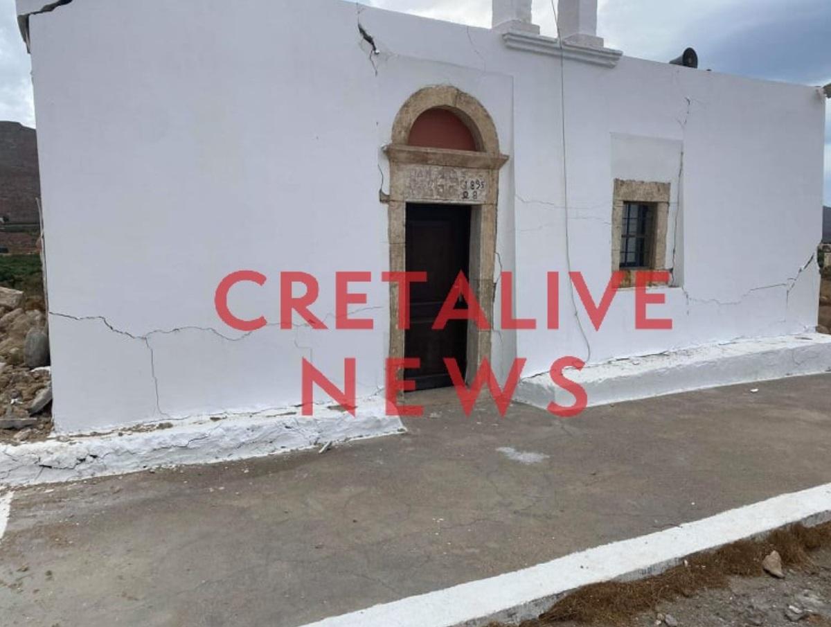 Σεισμός στην Κρήτη – Βασίλης Καρακώστας: Υπάρχει σεισμική διέγερση στην περιοχή