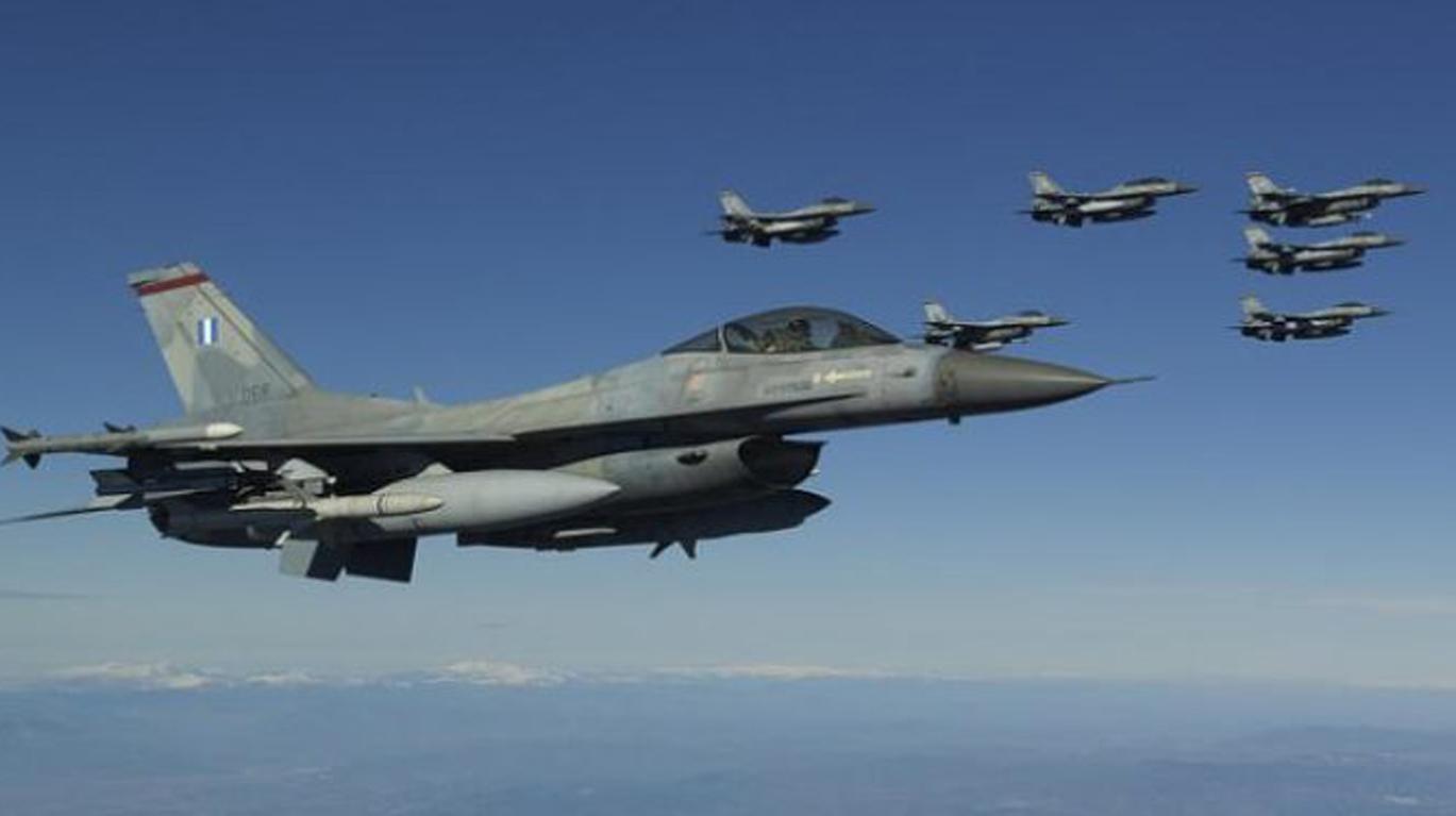 Αποκάλυψη για επικίνδυνες αερομαχίες στο Αιγαίο ανάμεσα σε τουρκικά F-16 και ελληνικά μαχητικά