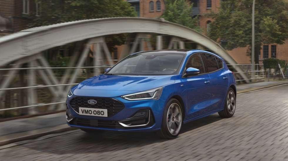 Νέο Ford Focus: Ανανεωμένη εμφάνιση και τεράστια οθόνη αφής! (video)