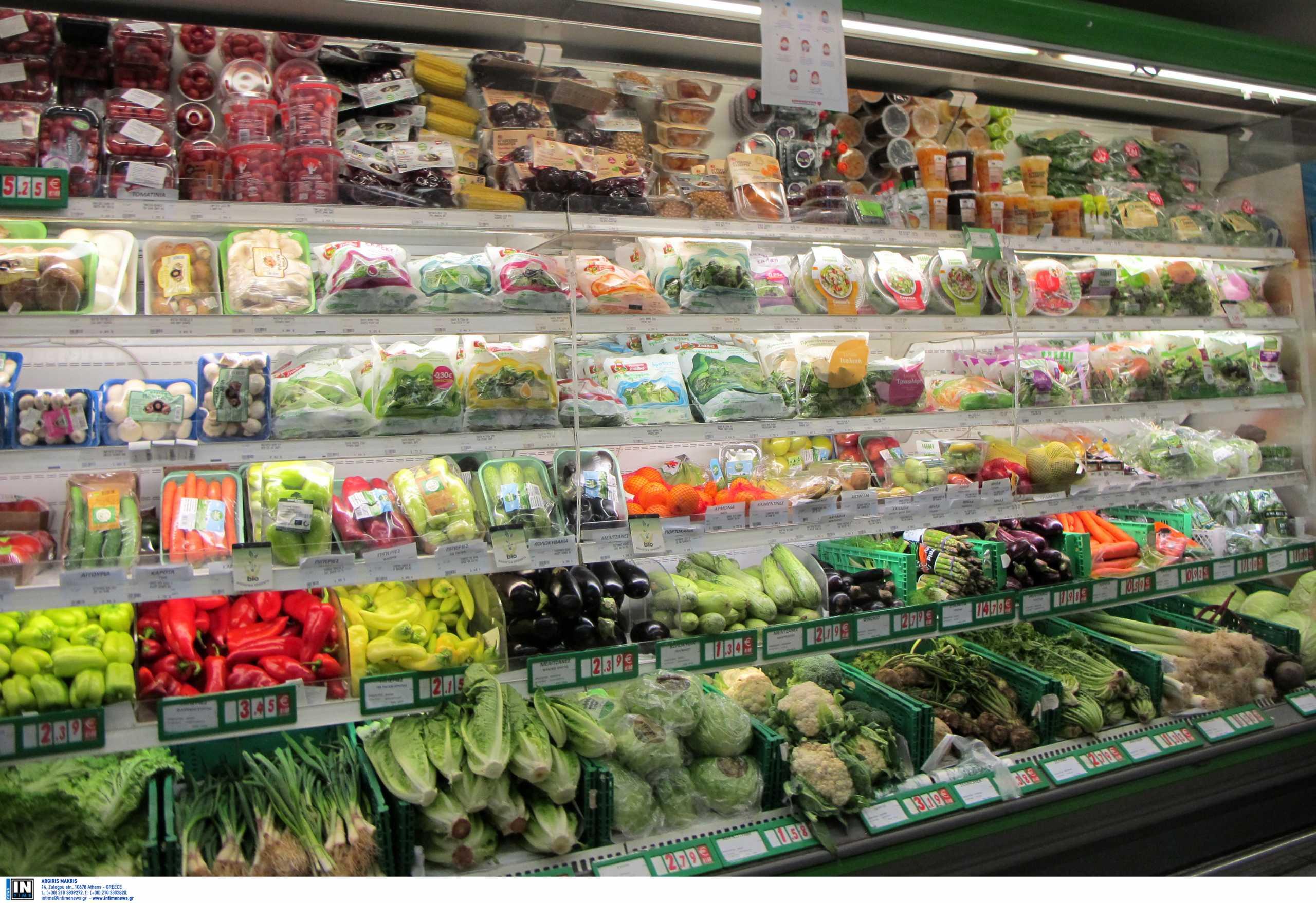 Γαλλία: Τέλος οι πλαστικές συσκευασίες για τα περισσότερα φρούτα και λαχανικά από 1η Ιανουαρίου