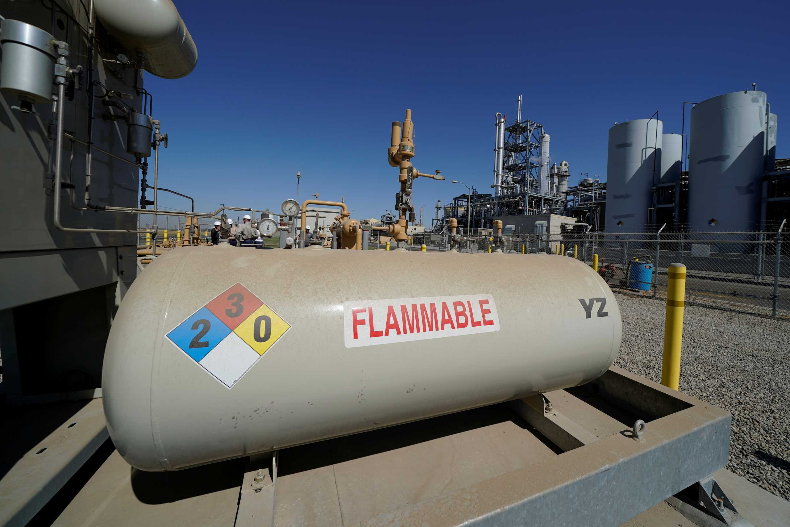Αζερμπαϊτζάν: Αυξάνει τις παραδόσεις του φυσικού αερίου προς την Ευρώπη