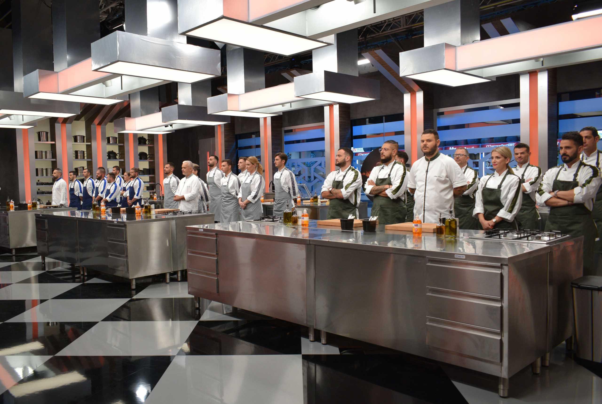 Game Of Chefs: Σκληρή μονομαχία στα Kitchen Battles – Η δοκιμασία που κρίνει τη συνέχεια