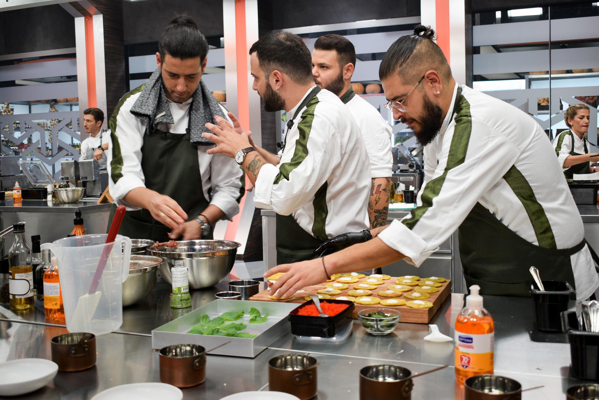 Game Of Chefs: Οι λεπτομέρειες κάνουν τη διαφορά – Δύσκολη η απόφαση για τους κριτές