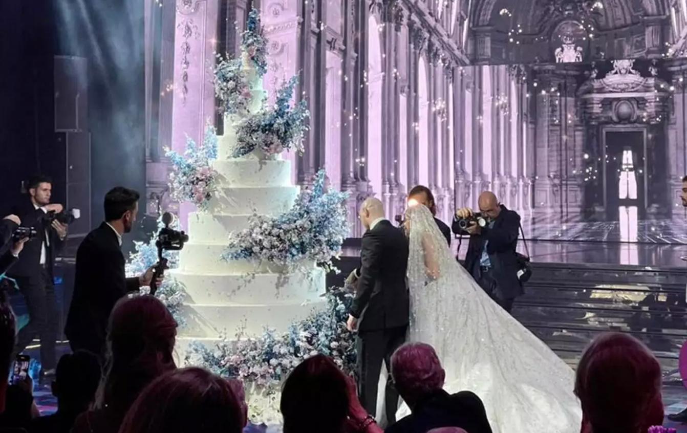 Γάμος Ζέιν στο Μονακό: Χλιδή, πυροτεχνήματα και η Ρίτα Όρα δίπλα σε Βίσση – Ρέμο