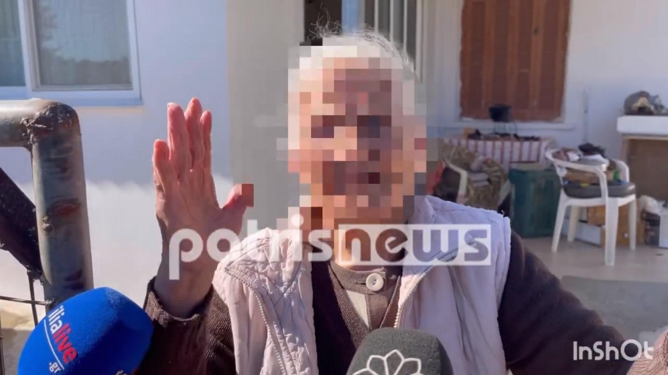 Πύργος: Δικογραφία σε βάρος γιαγιάς επειδή πυροβόλησε με αεροβόλο ληστή που μπούκαρε σπίτι της