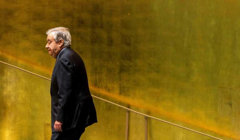 Ημέρα των Ηνωμένων Εθνών - Μήνυμα Γκουτέρες: Οι αξίες του ΟΗΕ δεν έχουν ημερομηνία λήξης