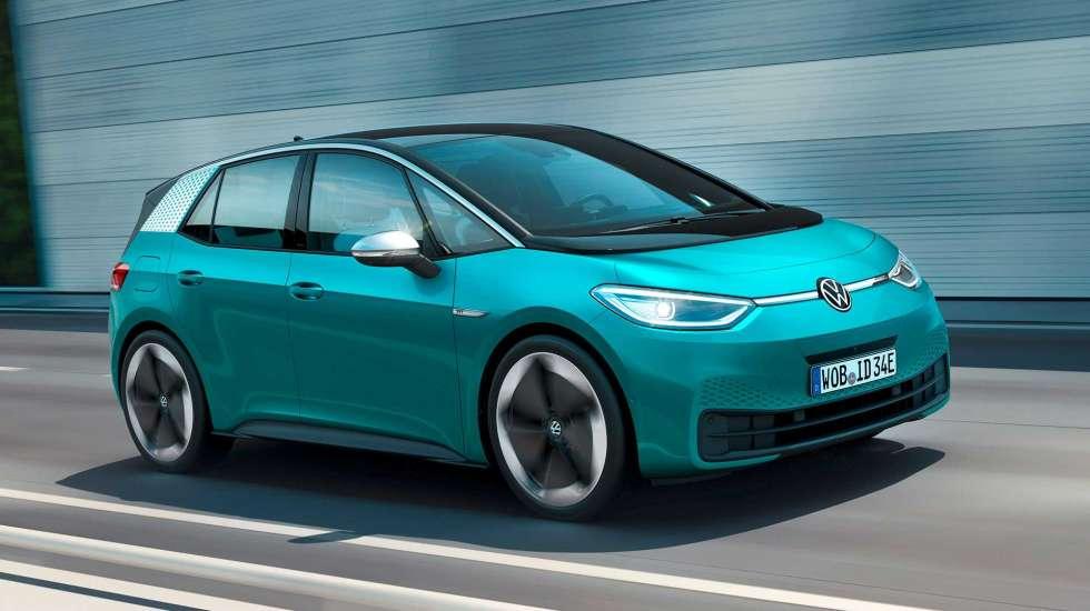 Το ID.3 έφερε περισσότερους από 70.000 νέους πελάτες στη Volkswagen