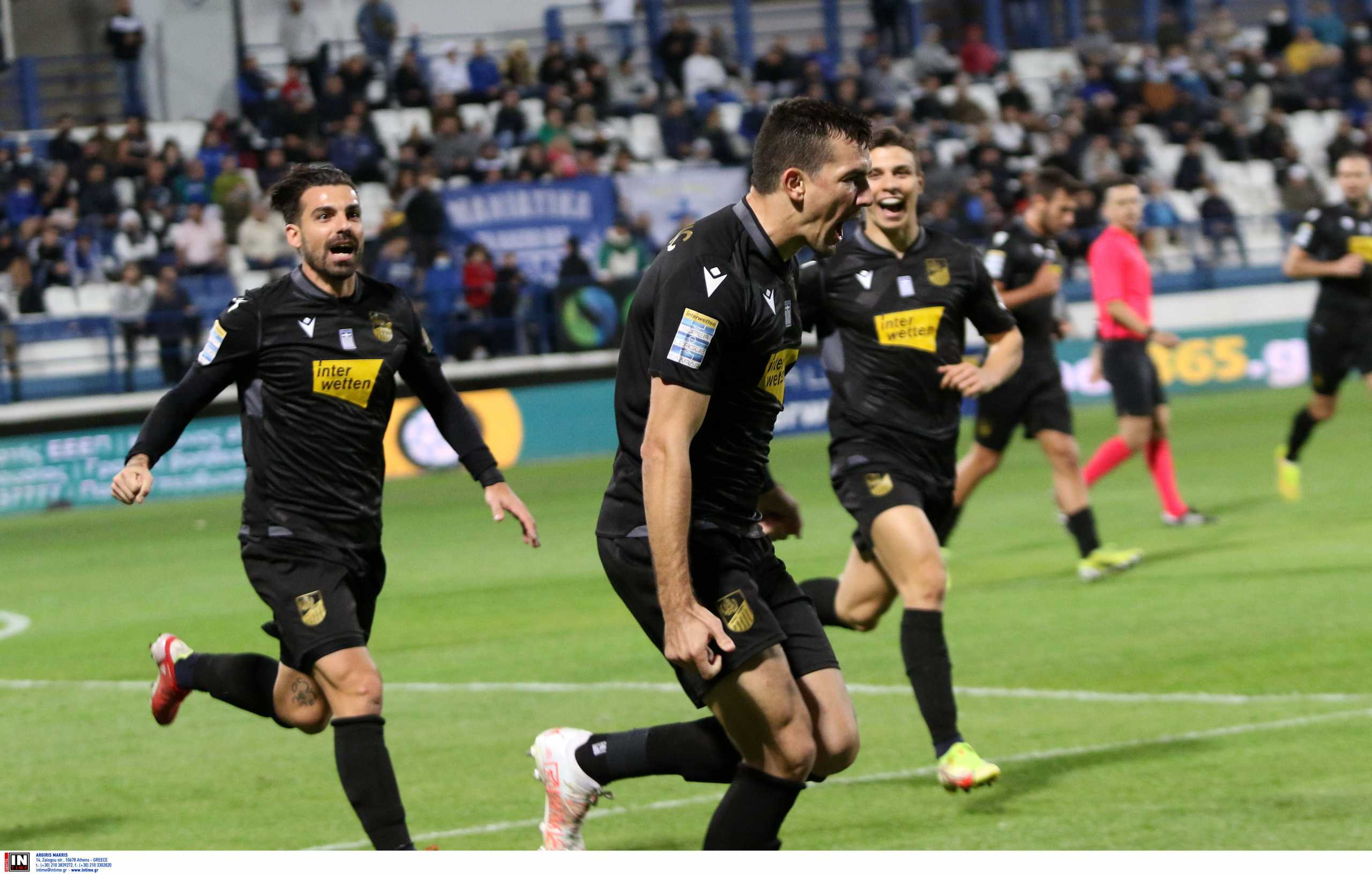 Superleague, Ιωνικός – Λαμία 1-2: Πρώτη νίκη για τους Φθιώτες – Έχασαν Τσιγκρίνσκι και Ντάλσιο οι Νικαιώτες