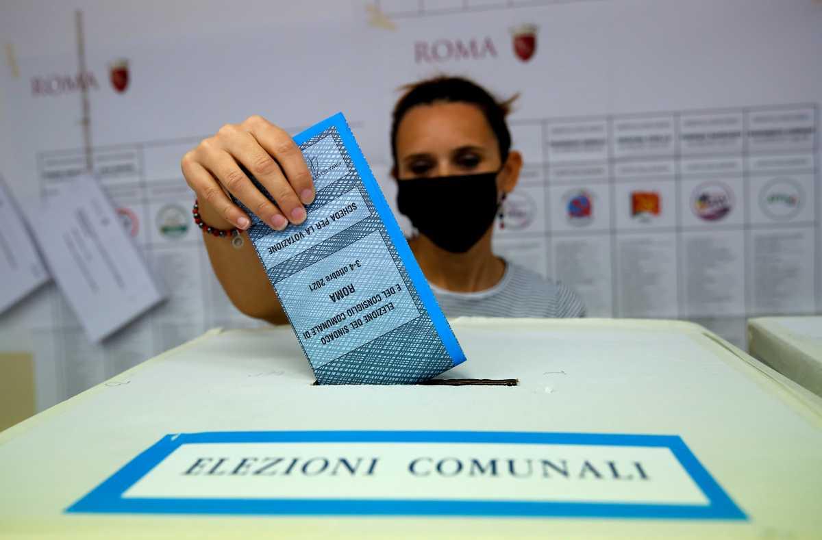Ιταλία - Δημοτικές εκλογές