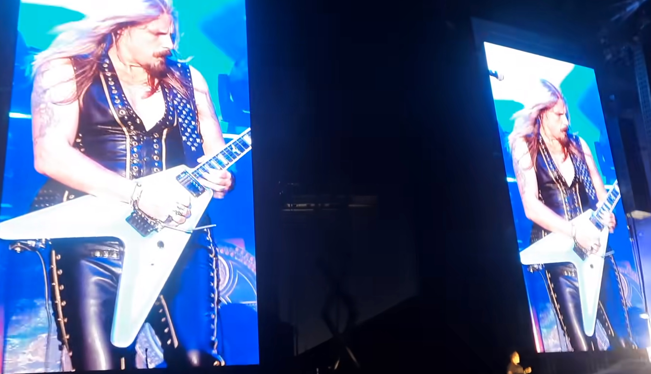 Judas Priest: Ο κιθαρίστας έπαθε ανεύρυσμα πάνω στην σκηνή! Βίντεο- ντοκουμέντο από την συναυλία