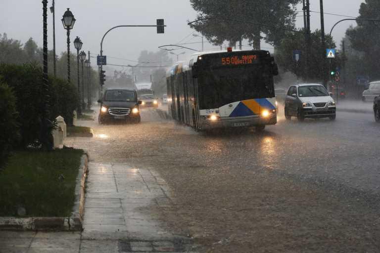Κακοκαιρία «Μπάλλος»: Κλειστά σχολεία σε Αττική, Εύβοια και Χαλκιδική την Παρασκευή