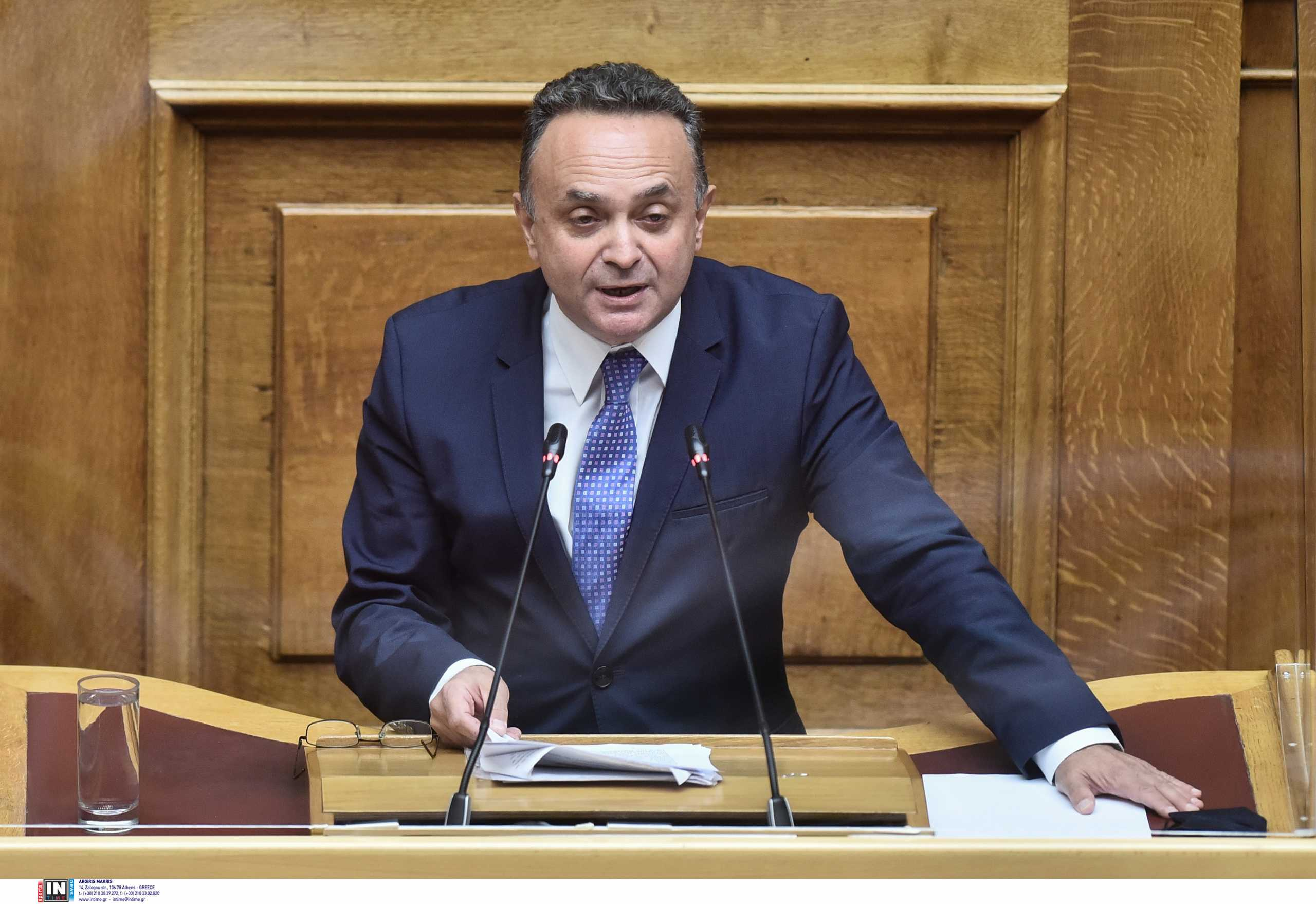 Βουλή – Σταύρος Κελέτσης: Απορρίφθηκε η άρση ασυλίας του