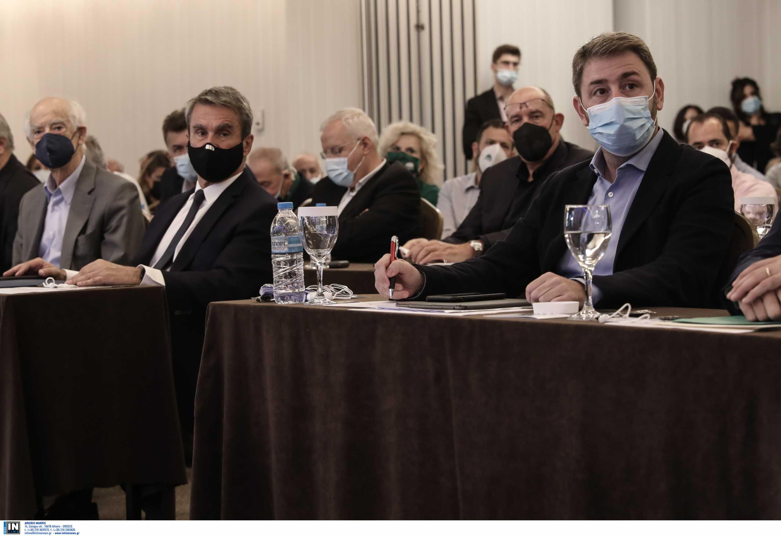 ΚΙΝΑΛ: Συνέχεια στον «σκοτωμό» για τις εκλογές – Ανδρουλάκης: Κάποιοι θέλουν να τις κάνουν μάχη μηχανισμών