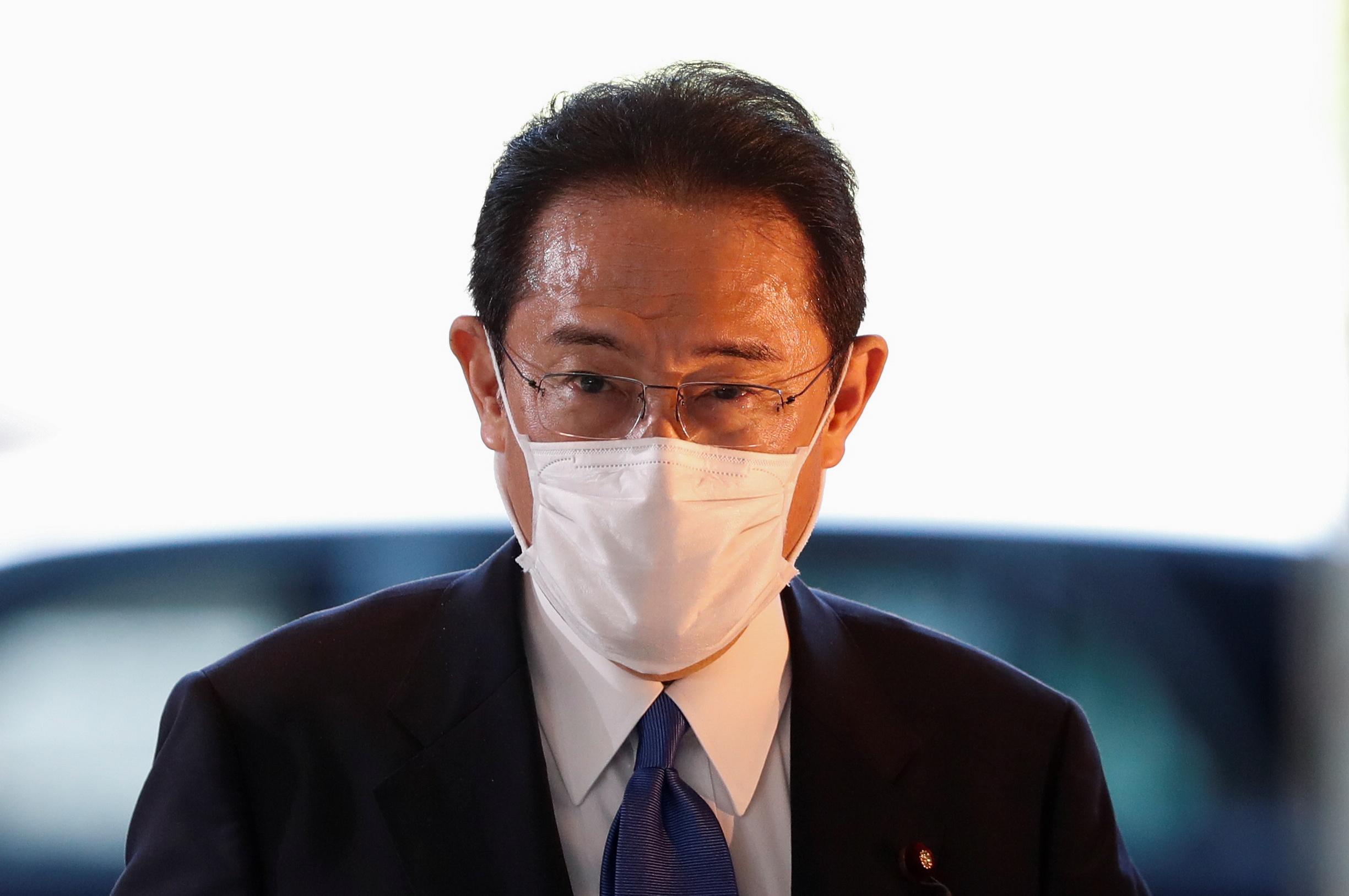 Ιαπωνία: Πρωθυπουργός της χώρας ο Φούμιο Κισίντα - Εξελέξη από το κοινοβούλιο