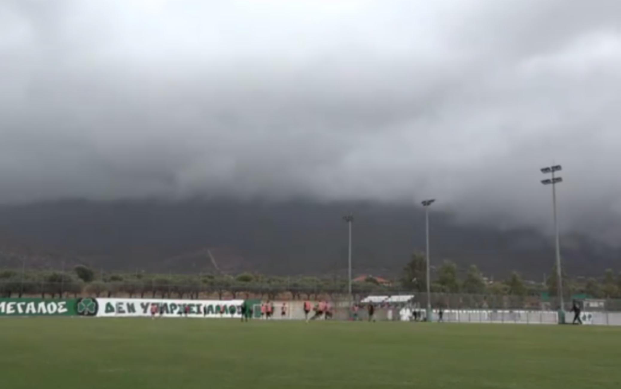 Παναθηναϊκός: Μαύρα σύννεφα «σκέπασαν» το Κορωπί