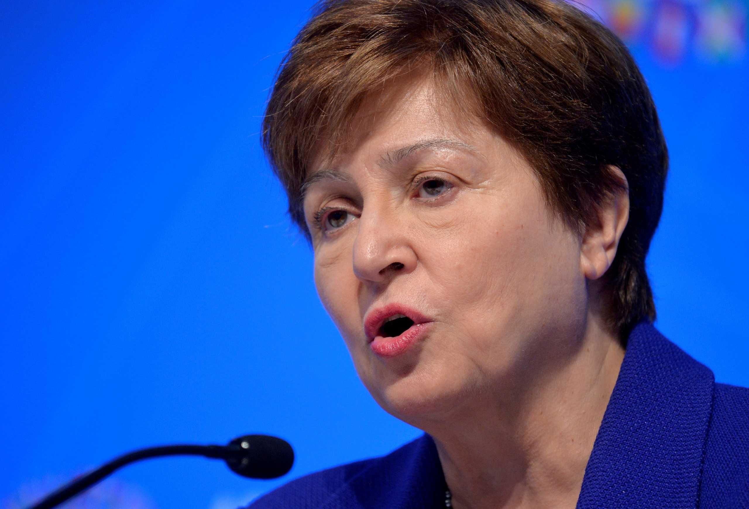 ΔΝΤ: Με την πλάτη στον τοίχο η Γκεοργκίεβα για το «μαγείρεμα» στοιχείων υπέρ της Κίνας