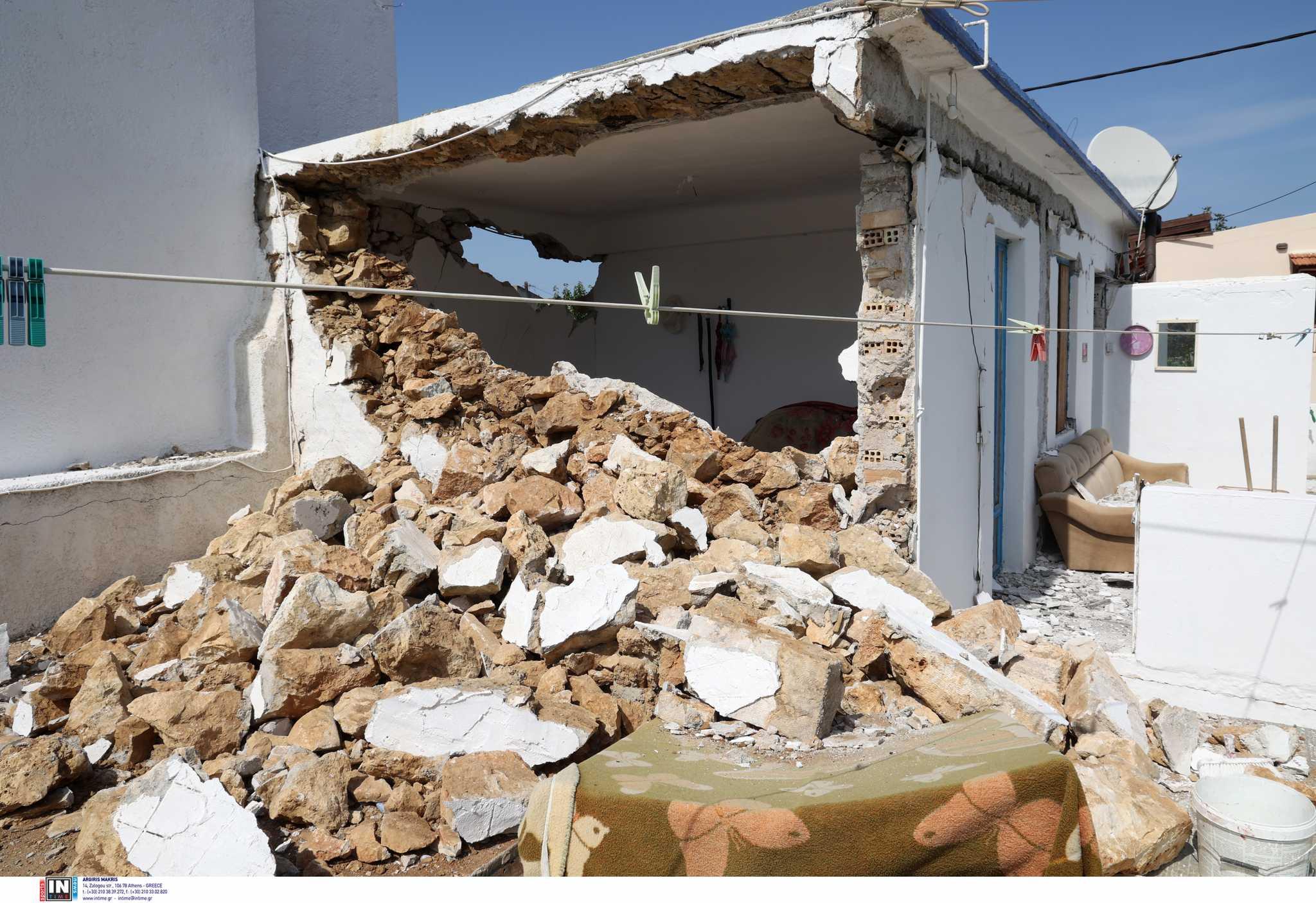 Σεισμός στην Κρήτη: Δεκάδες οι αιτήσεις πληγέντων για φιλοξενία στα σπίτια του προγράμματος ESTIA