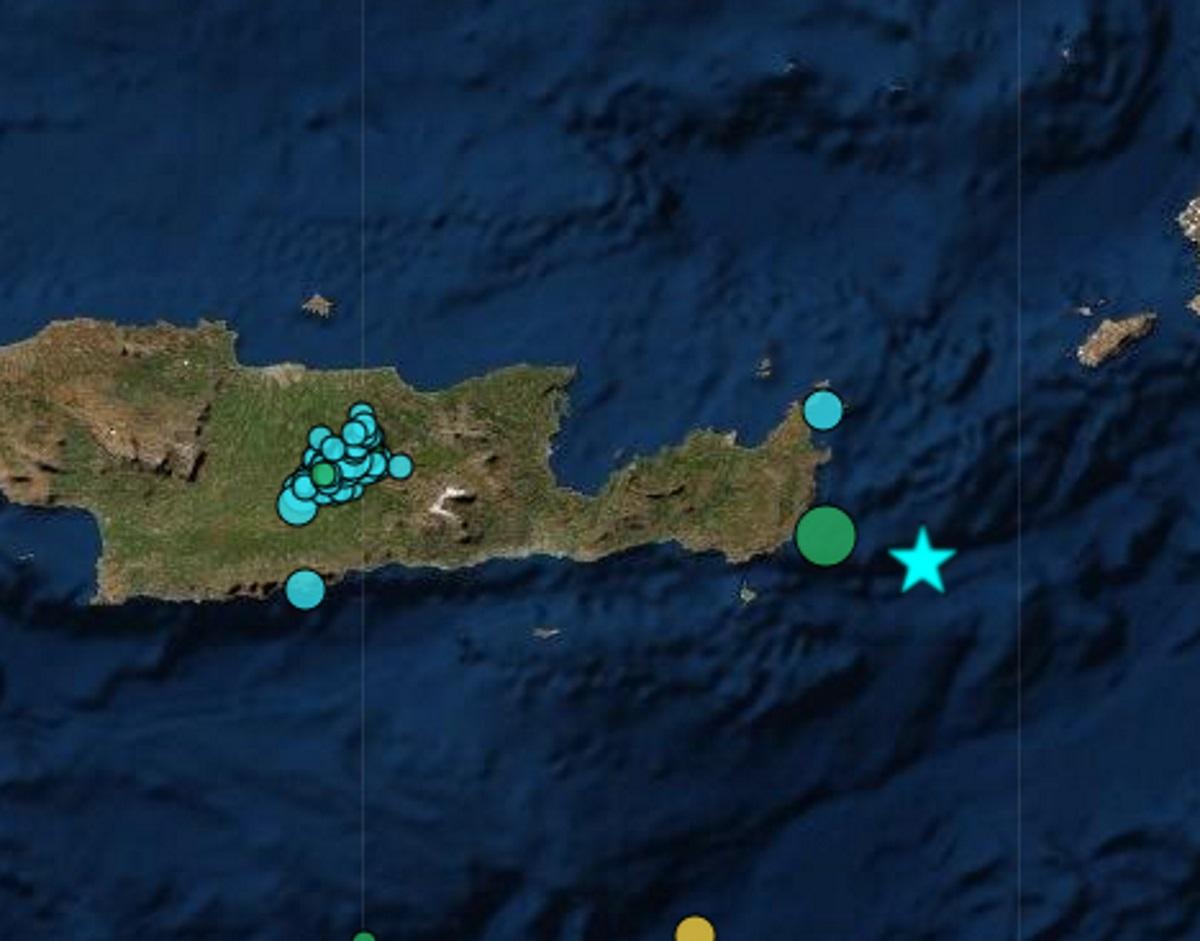 Σεισμός στην Κρήτη: Μικρό τσουνάμι μετά τα 6,3 Ρίχτερ