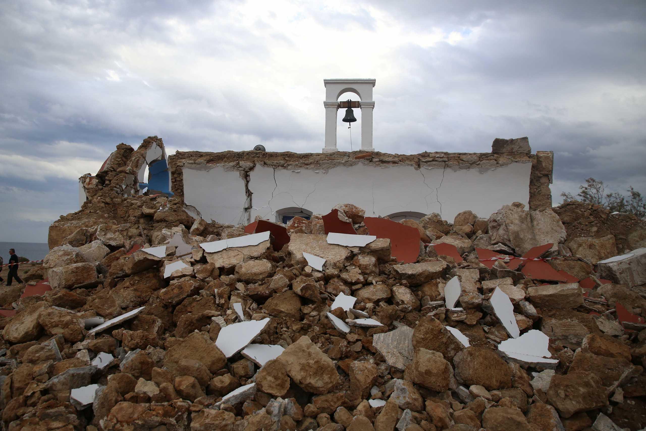 Σεισμός στην Κρήτη: Γιατί γλίτωσε το νησί από μεγάλες ζημιές – Περιμένουν μετασεισμό 5,6 Ρίχτερ