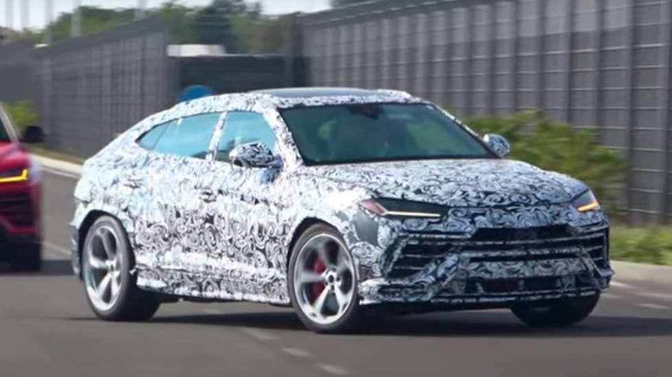 Lamborghini: Τι νέο φέρνει η ανανεωμένη Urus; (video)