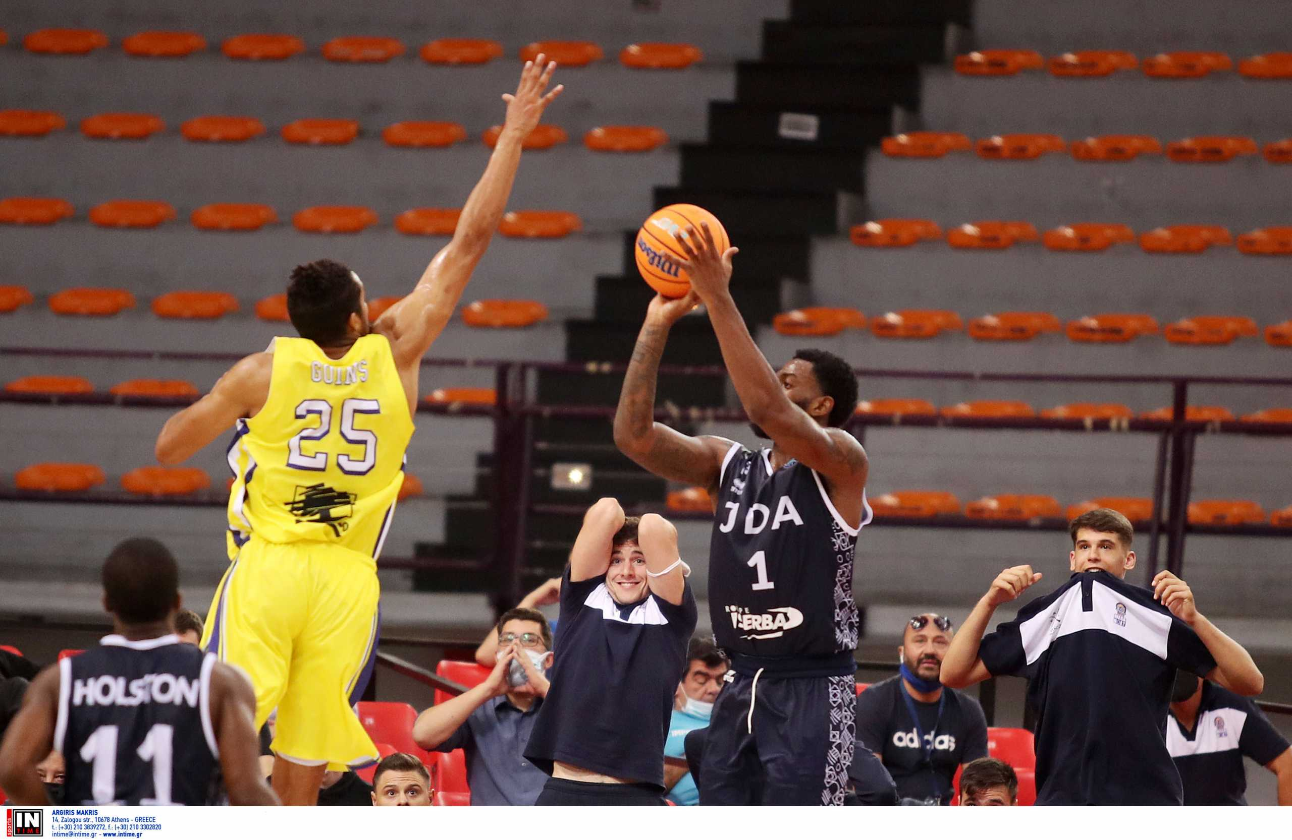 Basketball Champions League, Λαύριο – Ντιζόν 65-63: Ιστορική νίκη με επικό φινάλε
