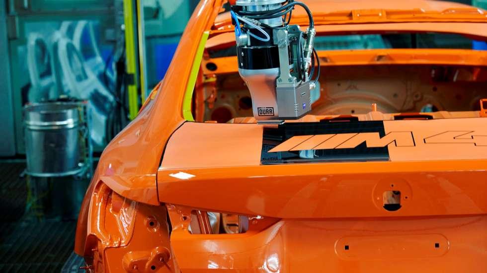 BMW: Νέα μέθοδος βαφής με περισσότερες δυνατότητες εξατομίκευσης