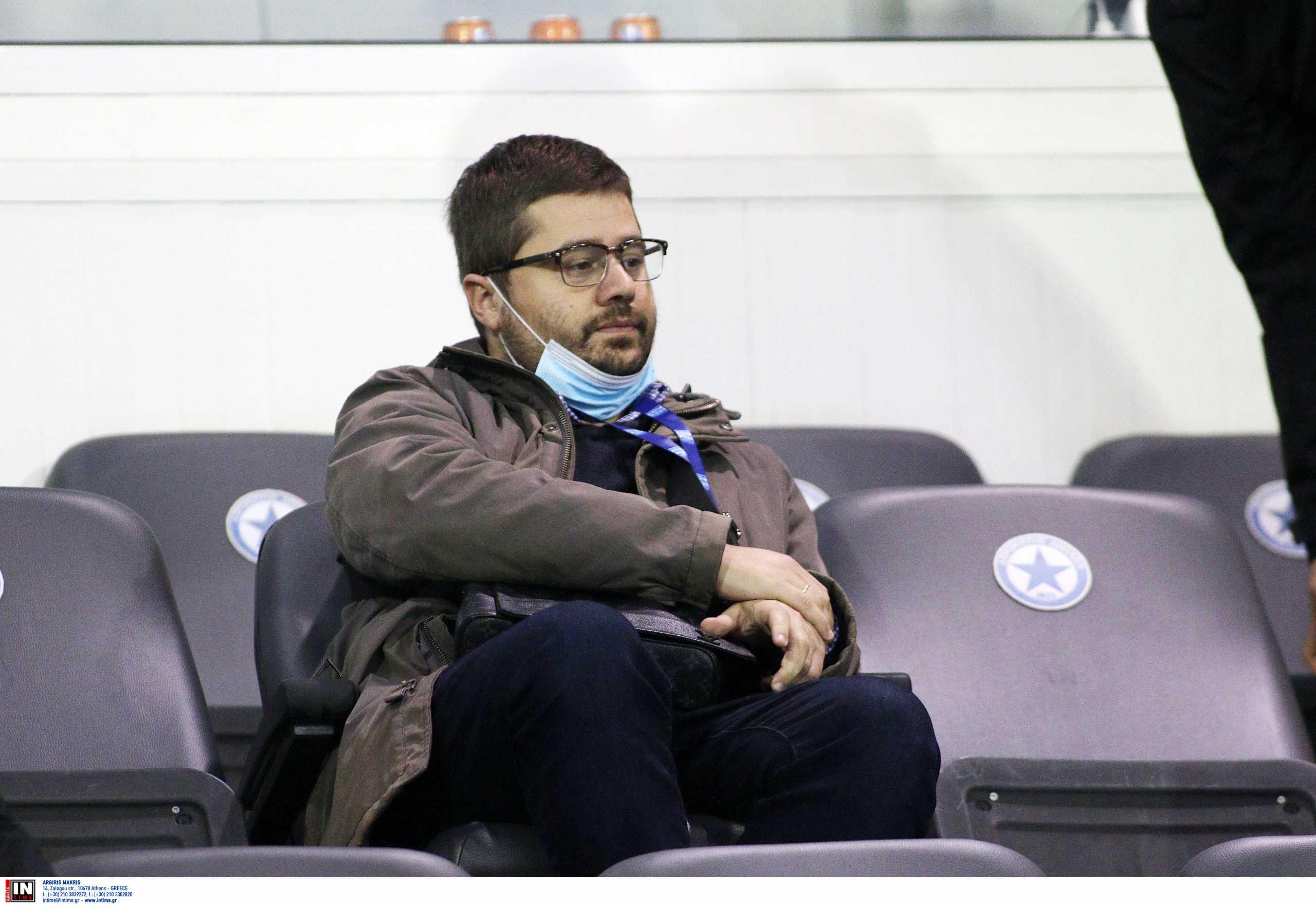 Superleague: Φαβορί ο Μάκης Γκαγκάτσης για τη θέση του προέδρου