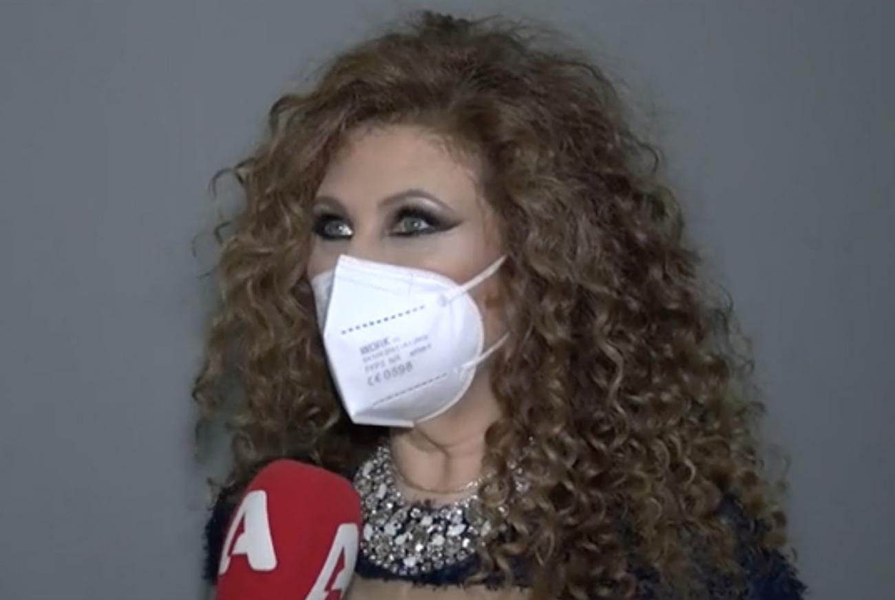Μαντώ: «Η καημένη η Sertab ήρθε στο πλατό ξυπόλυτη γιατί είχαν χαθεί όλα της τα πράγματα»