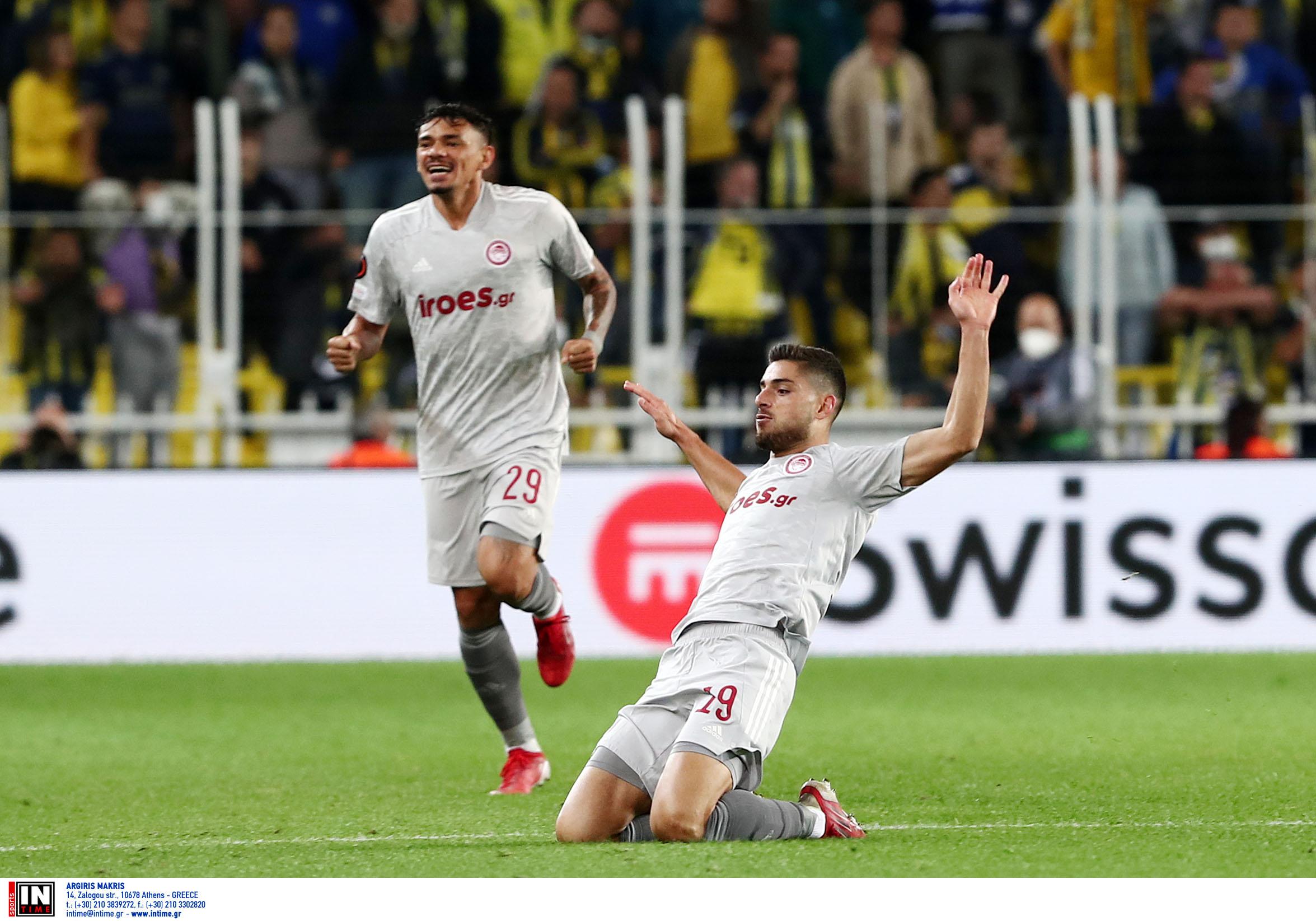 Γιώργος Μασούρας: Παίκτης της εβδομάδας στο Europa League