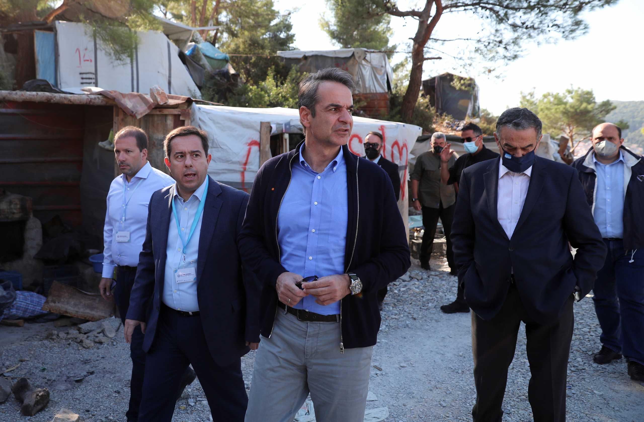 Κυριάκος Μητσοτάκης για προσφυγικό:Η αλληλεγγύη της ΕΕ να μην εξαντλείται σε χρηματοδοτήσεις