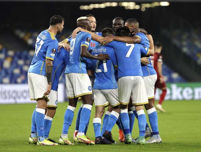 Europa League: Όλα τα αποτελέσματα στην τρίτη αγωνιστική των ομίλων