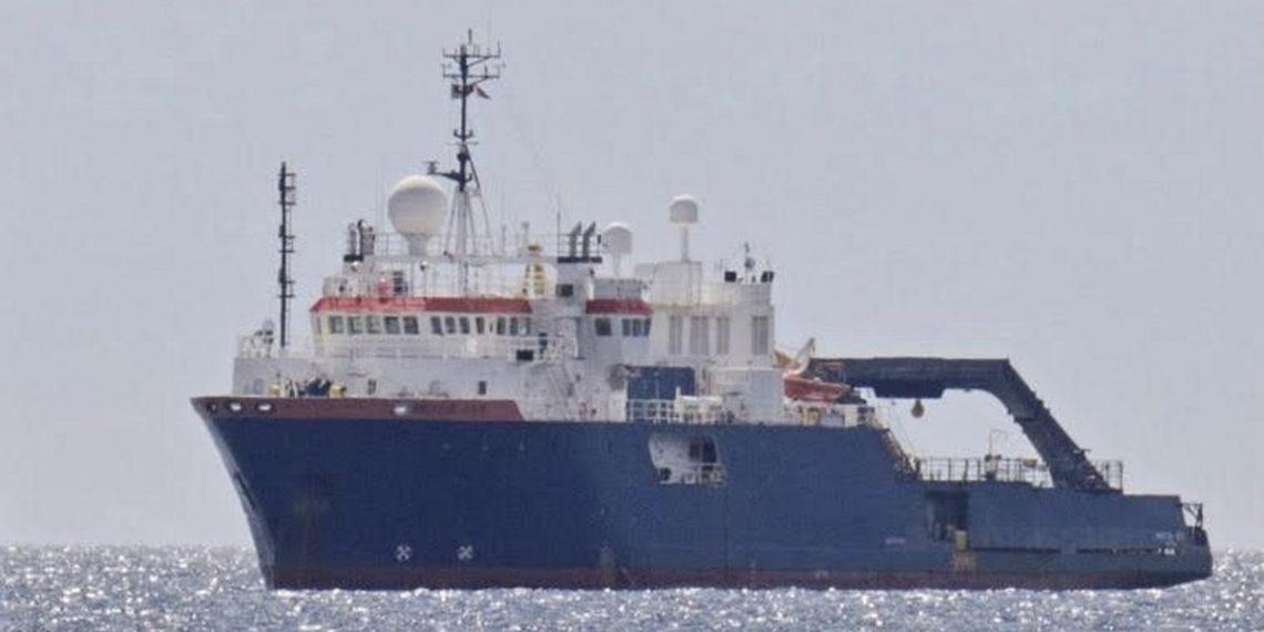 Νέες φραστικές παρενοχλήσεις του Nautical Geo από τουρκική φρεγάτα – Τι είπαν Δένδιας και Χριστοδουλίδης