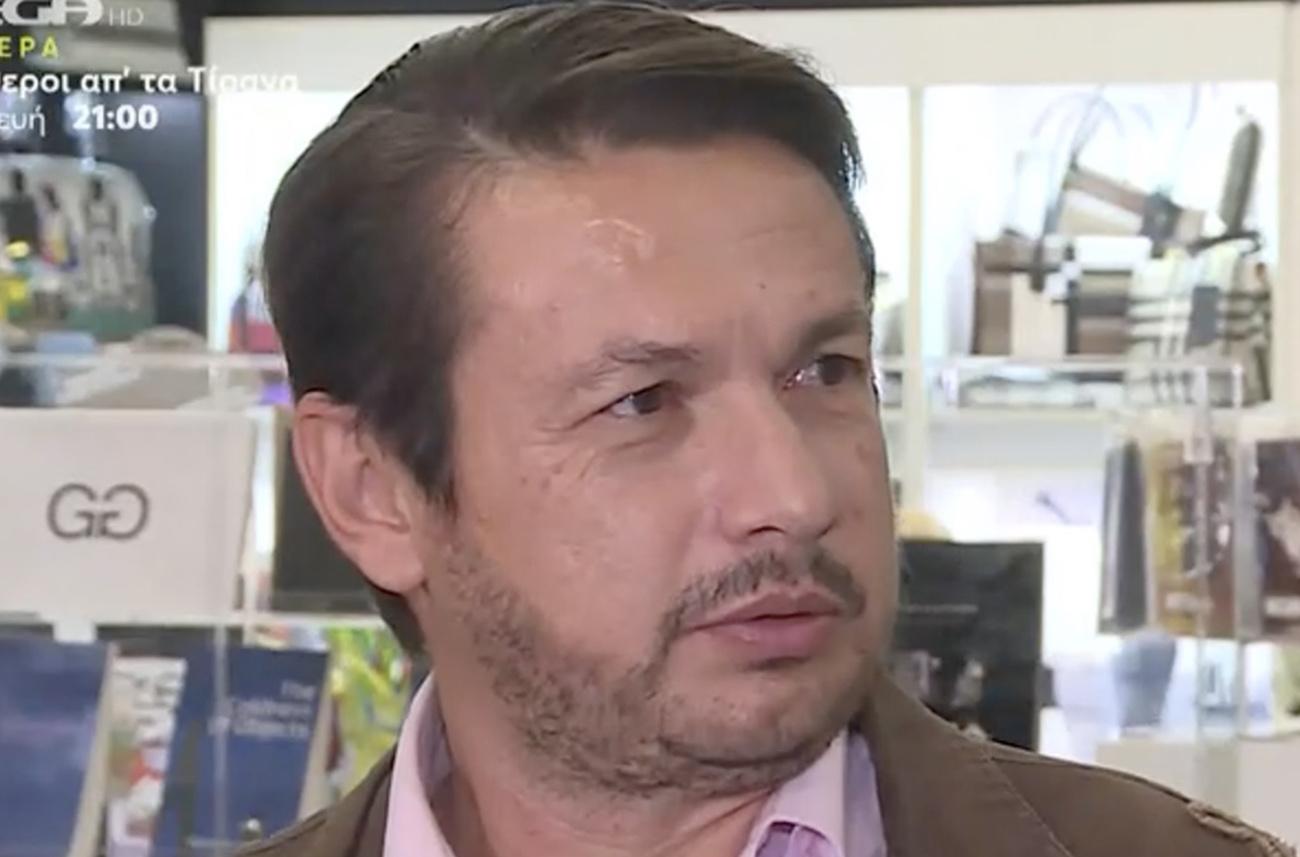 Σταύρος Νικολαϊδης: «Είμαι εναντίον των ριάλιτι, το The Bachelor είναι ο πάτος»