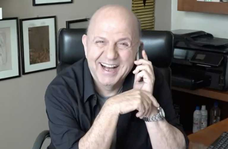 Νίκος Μουρατίδης: «Δεν οφείλω καμία συγγνώμη στη Μαίρη Μπάρκουλη»
