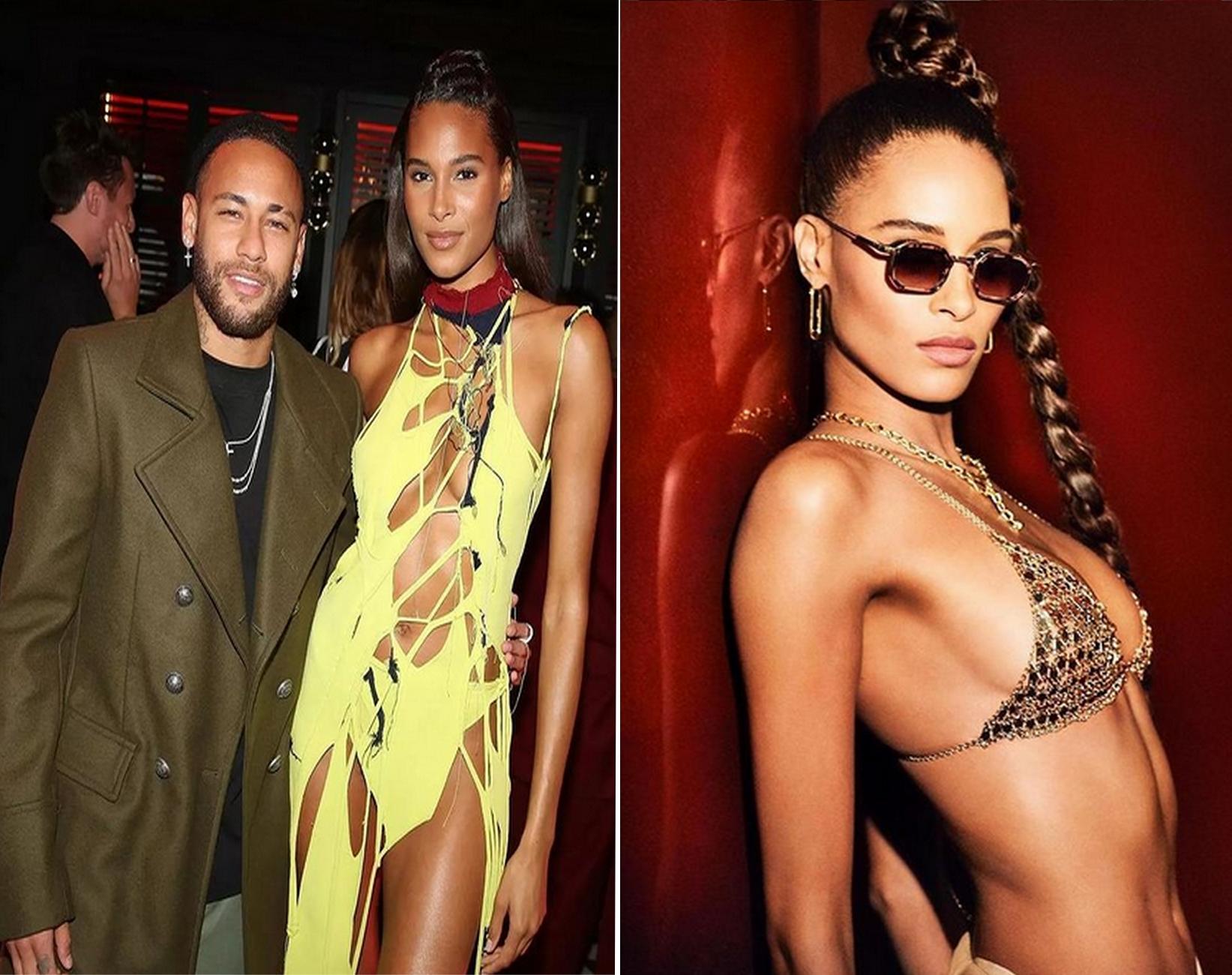 Νέιμαρ και Εμπαπέ μαζί σε πάρτι για τα γενέθλια ενός διάσημου super model στο Παρίσι