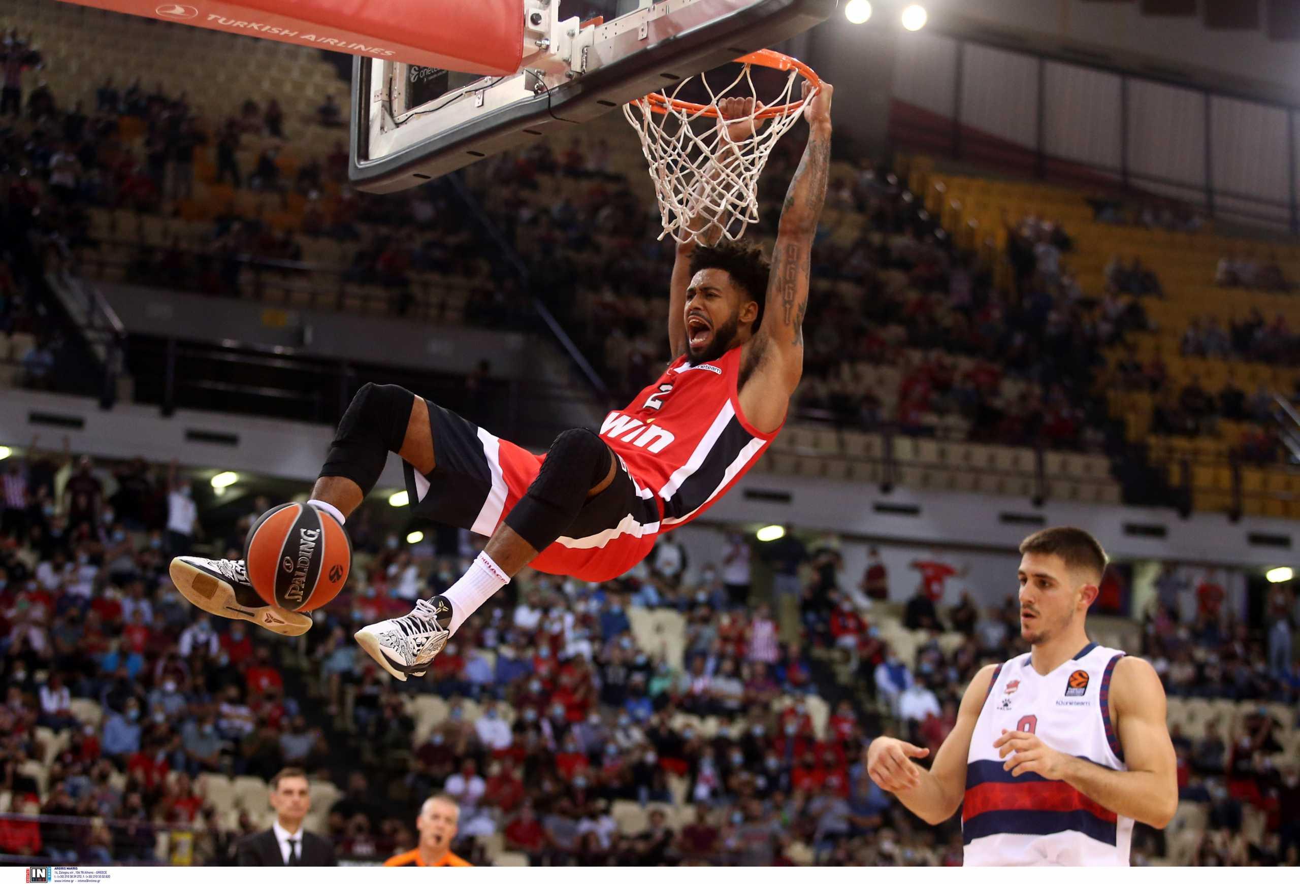 Euroleague, Ολυμπιακός – Μπασκόνια 75-50: Οι ερυθρόλευκοι ισοπέδωσαν τους Βάσκους