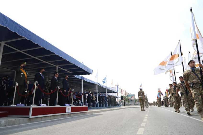 Αναστασιάδης: Τιμή και δόξα σε όσους έδωσαν τη ζωή τους για την απελευθέρωση της Κύπρου!