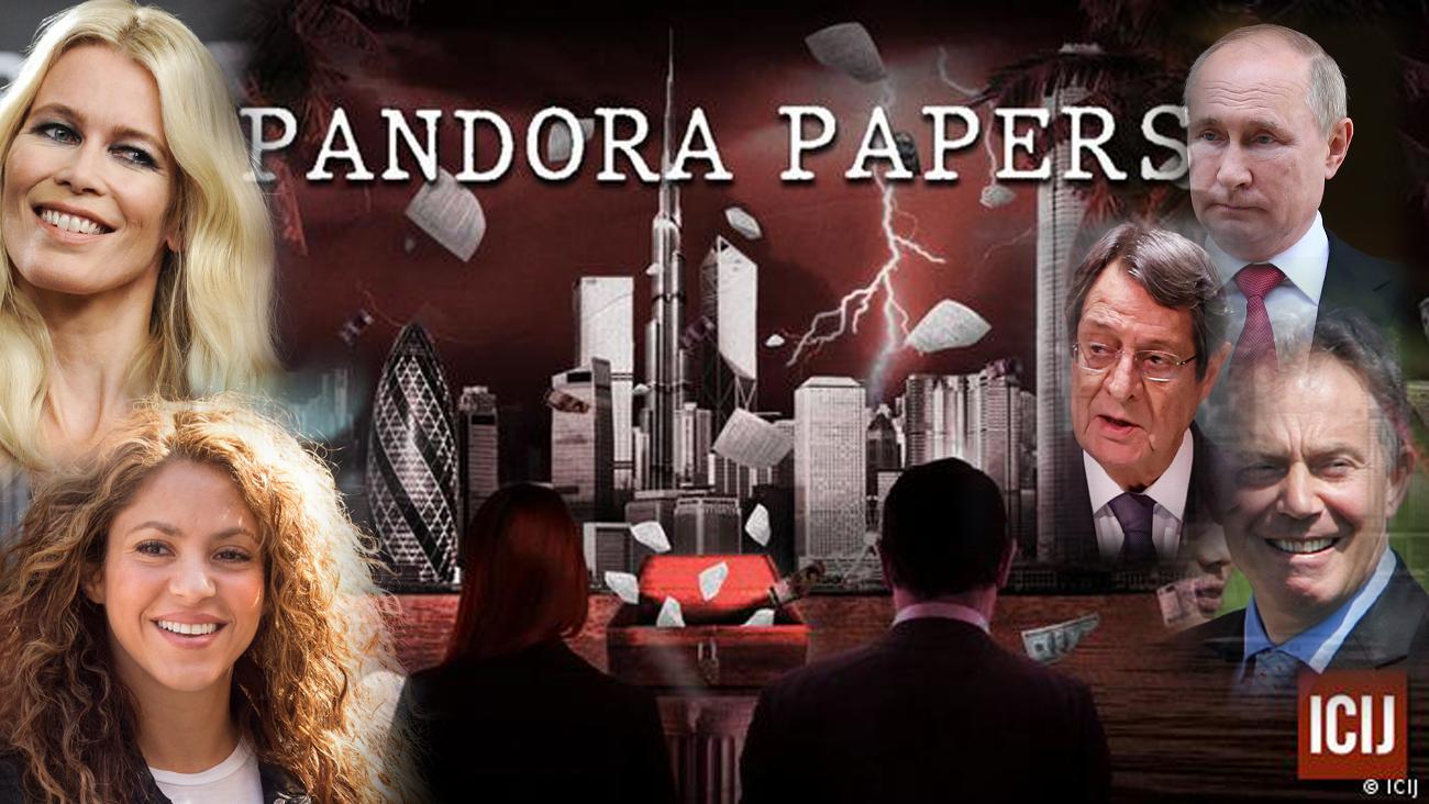 Pandora Papers: Στην άμυνα οι ηγέτες - Σαν να μην έγιναν ποτέ οι αποκαλύψεις
