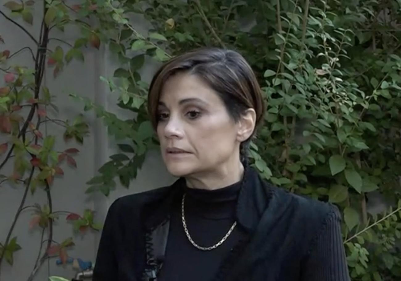 Άννα Μαρία Παπαχαραλάμπους: «Μου είχαν χρεώσει και τον Απόστολο Γκλέτσο ως σχέση»