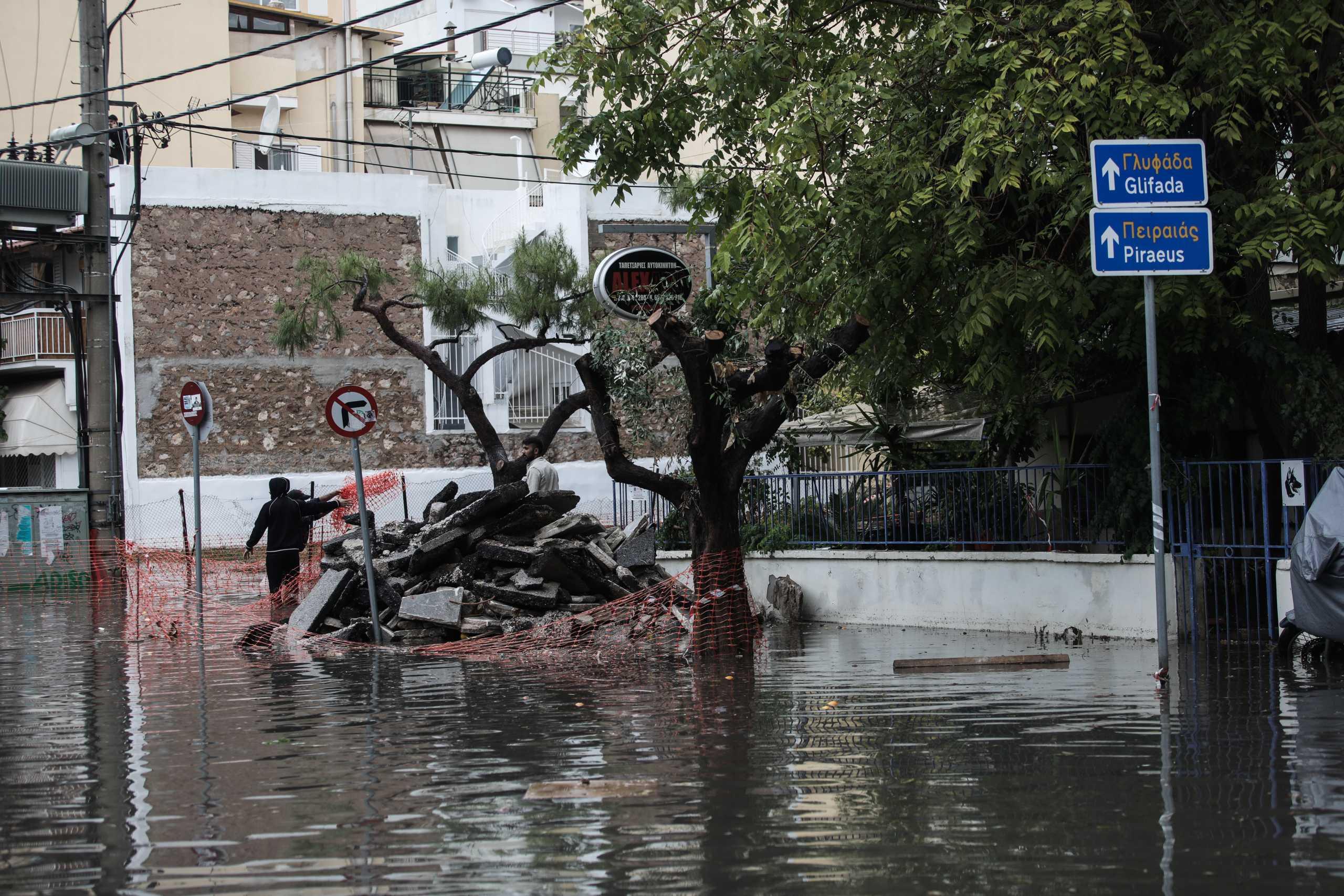 Καιρός meteo: Σε ποιες περιοχές στην Αθήνα έπεσαν μέχρι και 147 τόνοι νερού ανά στρέμμα