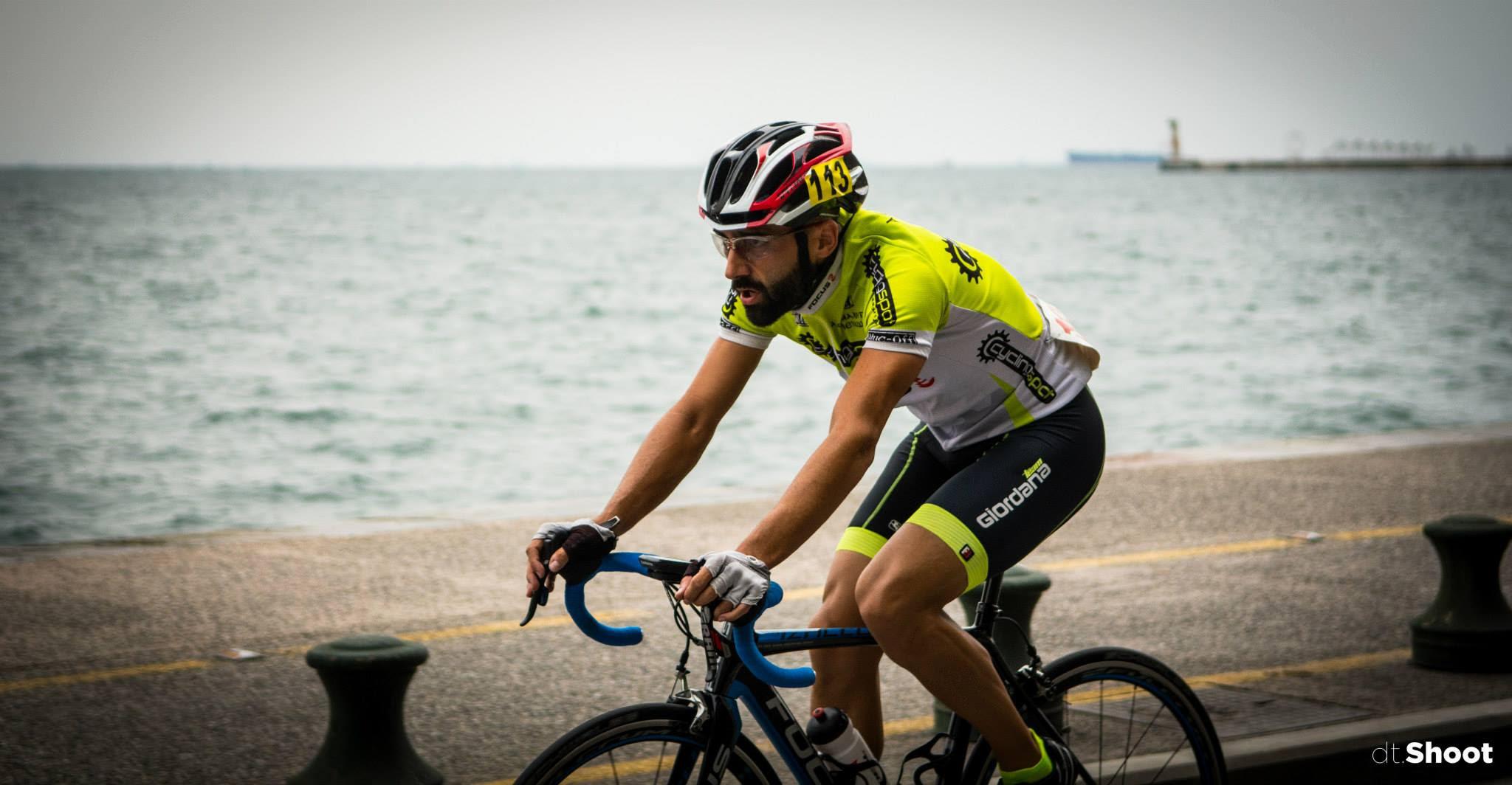 Θεσσαλονίκη: Επανήλθε πιο δυνατός ο ποδηλάτης που είχε πέσει σε κώμα μετά από φοβερό τροχαίο στις Σέρρες