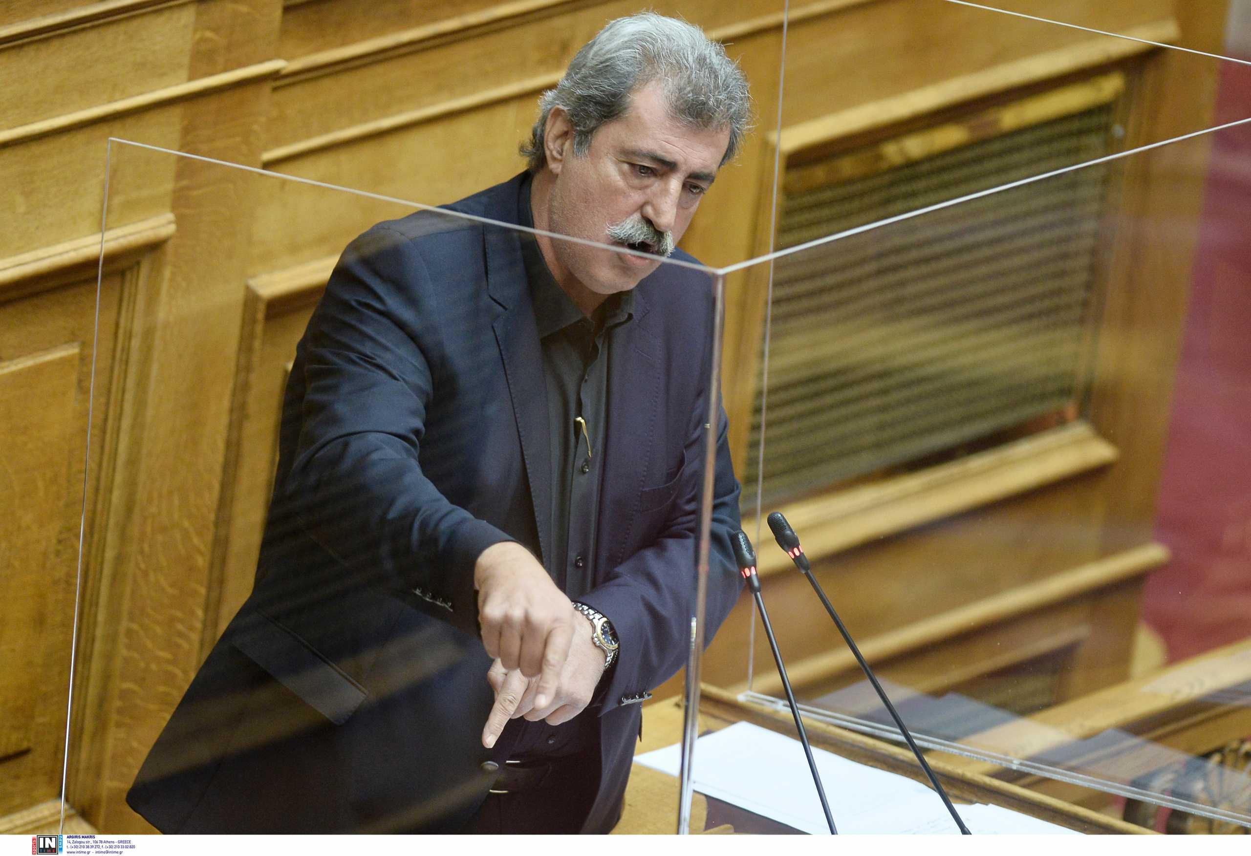 Παύλος Πολάκης: Άρση ασυλίας του για εξύβριση και συκοφαντική δυσφήμιση του Στουρνάρα