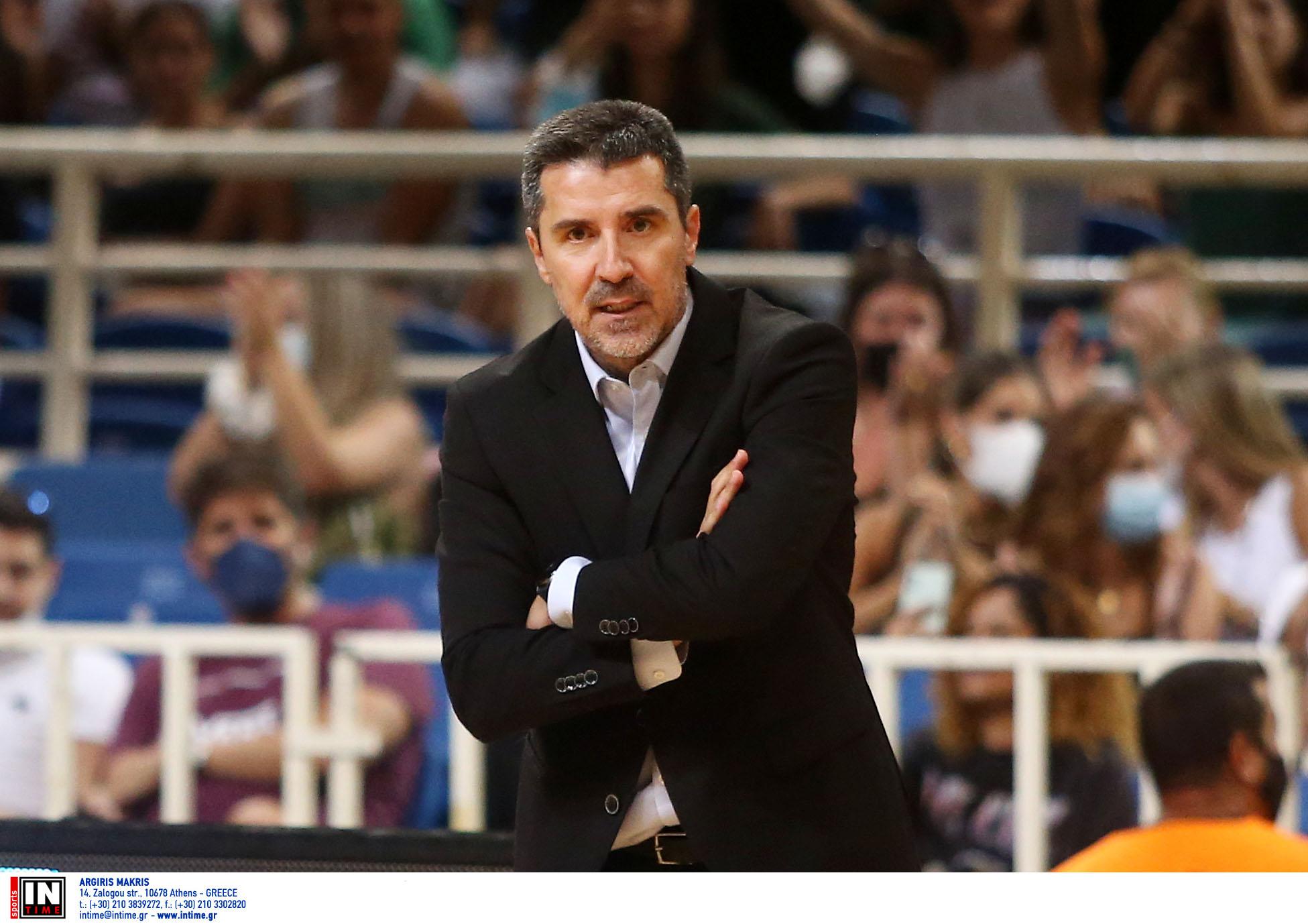 Παναθηναϊκός: Ο Δημήτρης Πρίφτης ανέλυσε τα «σημεία κλειδιά» ενόψει Ρεάλ Μαδρίτης