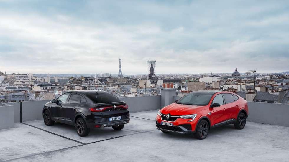 Renault Arkana: Ένα κουπέ SUV σε τιμή έκπληξη! [pics]