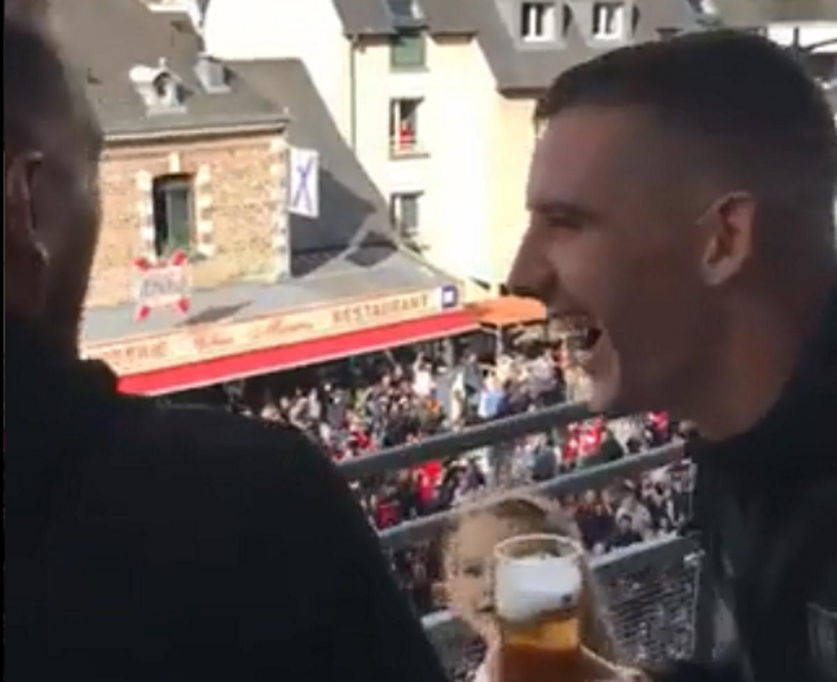 Ρεν: Σόκαραν την Παρί Σεν Ζερμέν και γιόρτασαν τον θρίαμβο με μπύρες