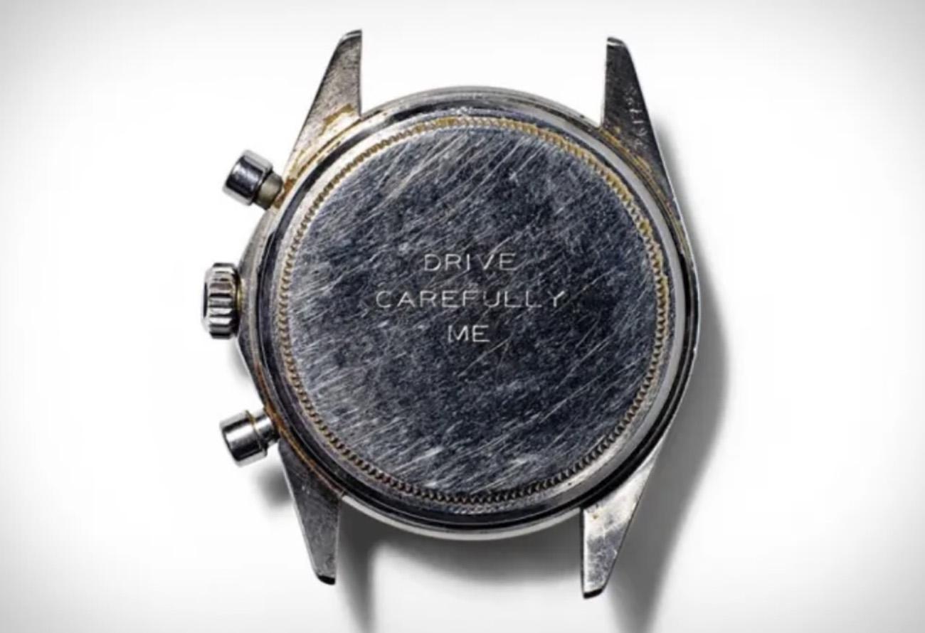 5 πράγματα που πρέπει να θυμάσαι να σκέφτεσαι να χαράξεις το ρολόι σου