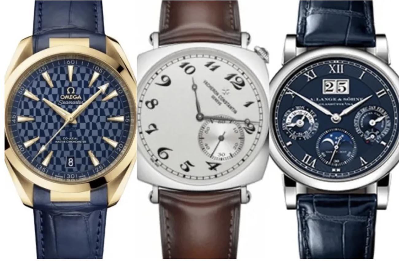 5 νέα ρολόγια που μπορείς να φορέσεις ακόμα και με σμόκιν